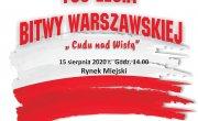100 lecie bitwy warszawskiej
