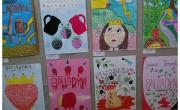 Podwójny sukces plastyczek w konkursie powiatowym
