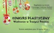 Konkurs plastyczny - Wielkanoc w Tradycji Polskiej