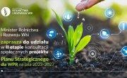 Konsultacje społeczne - Planu Strategicznego dla Wspólnej Polityki Rolnej na lata 2023-2027