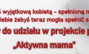 """""""Aktywna mama"""""""