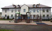 Szkoła w Małochwieju po termomodernizacji